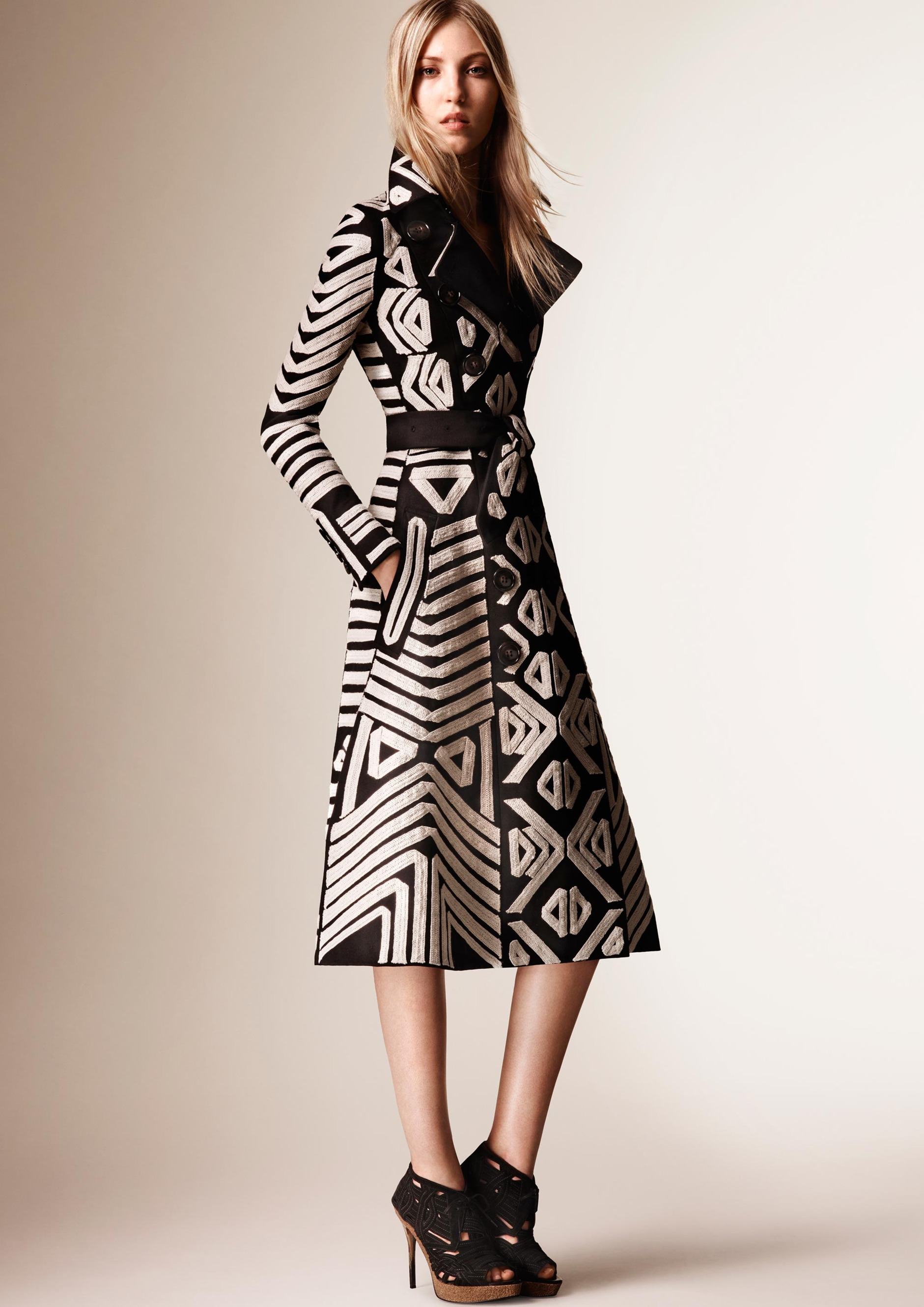 Burberry Prorsum 2016 resort collection
