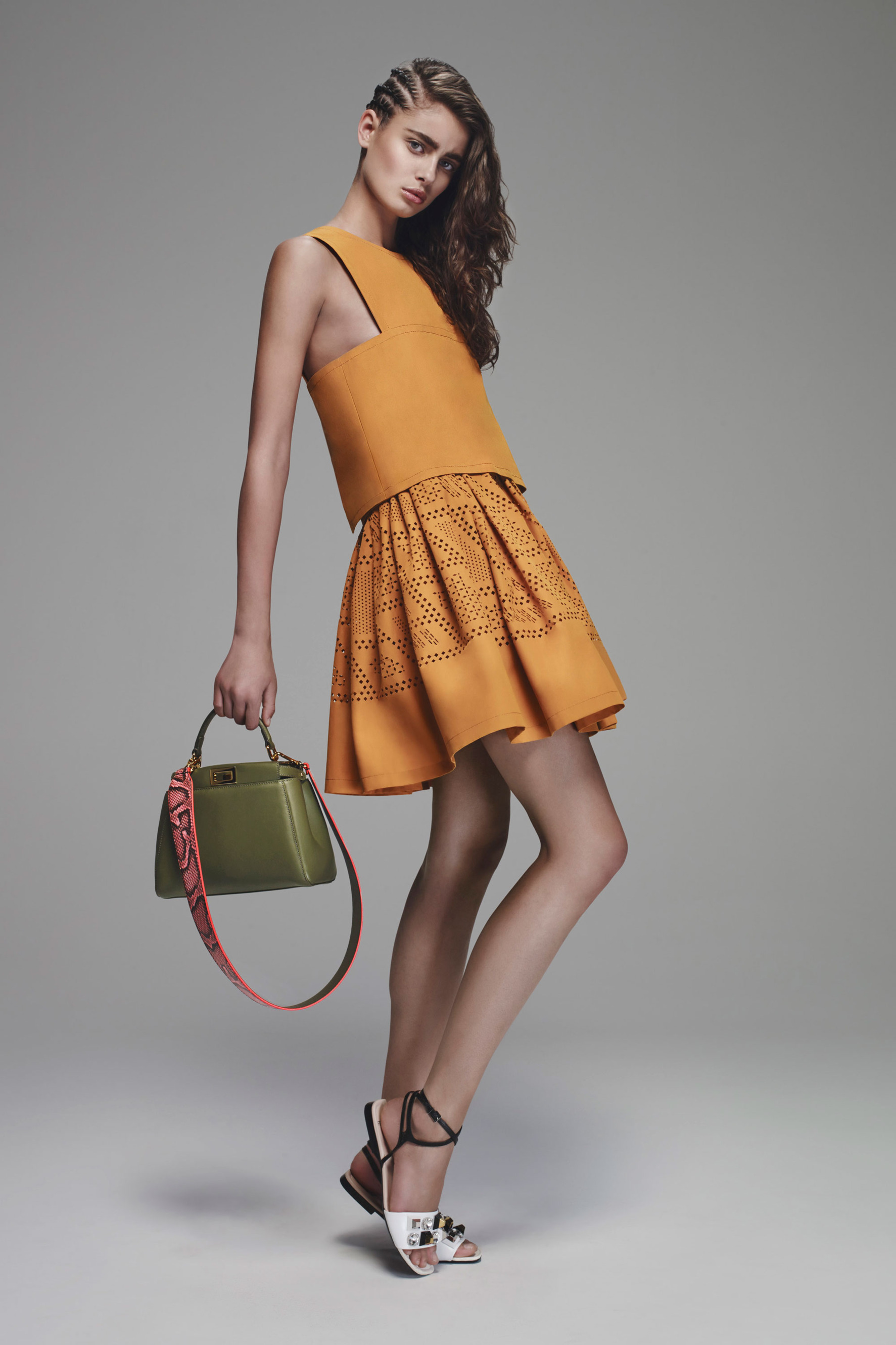 Fendi 2016 resort collection