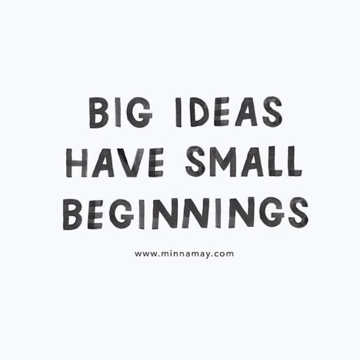 I HAVE BIG IDEAS!!!!!?