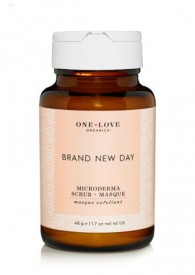 One Love Organics Brand New Day Scrub