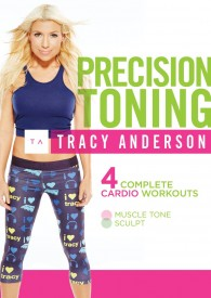 Tracy Anderson Precise toning workout DVD