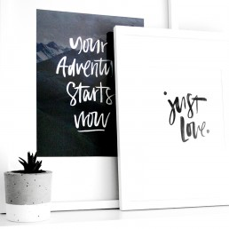 You adventure starts now 11x14 art print