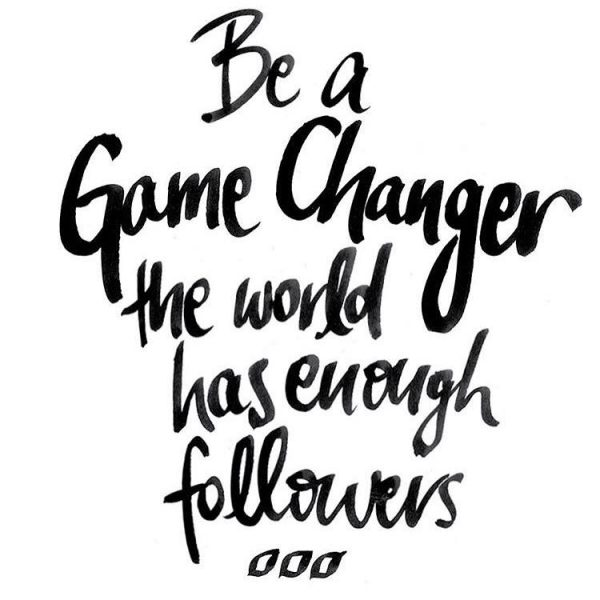 Be A Game Changer The Red Fairy Project