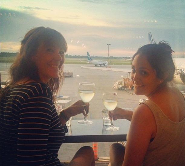 Genevieve and Chadi travel 2