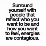 Are you surrounding yourself with people that inspire you?