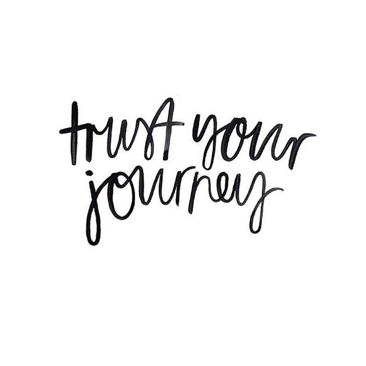 Trust Your Journey The Red Fairy Project