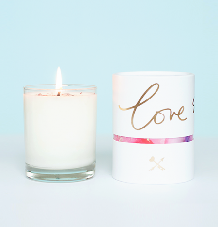 Danielle Laporte, ayurvedic, candle, soy candle, natural product, healthy living, self care, relaxing,