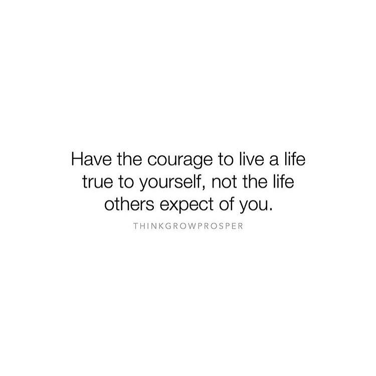 Quotes To Live For Others: Live A Life True To Yourself