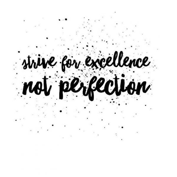 strive for excellence not for perfection A recent accenture survey showed over 90% of b2b companies plan to increase  spending on customer experience 78% of those questioned.