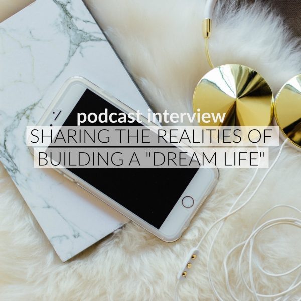building a dream life, podcast, the art of making things happen, entrepreneur, girl boss, business, female entrepreneur, business podcast, wellness, happiness, follow your dreams, quit your job, the red fairy project