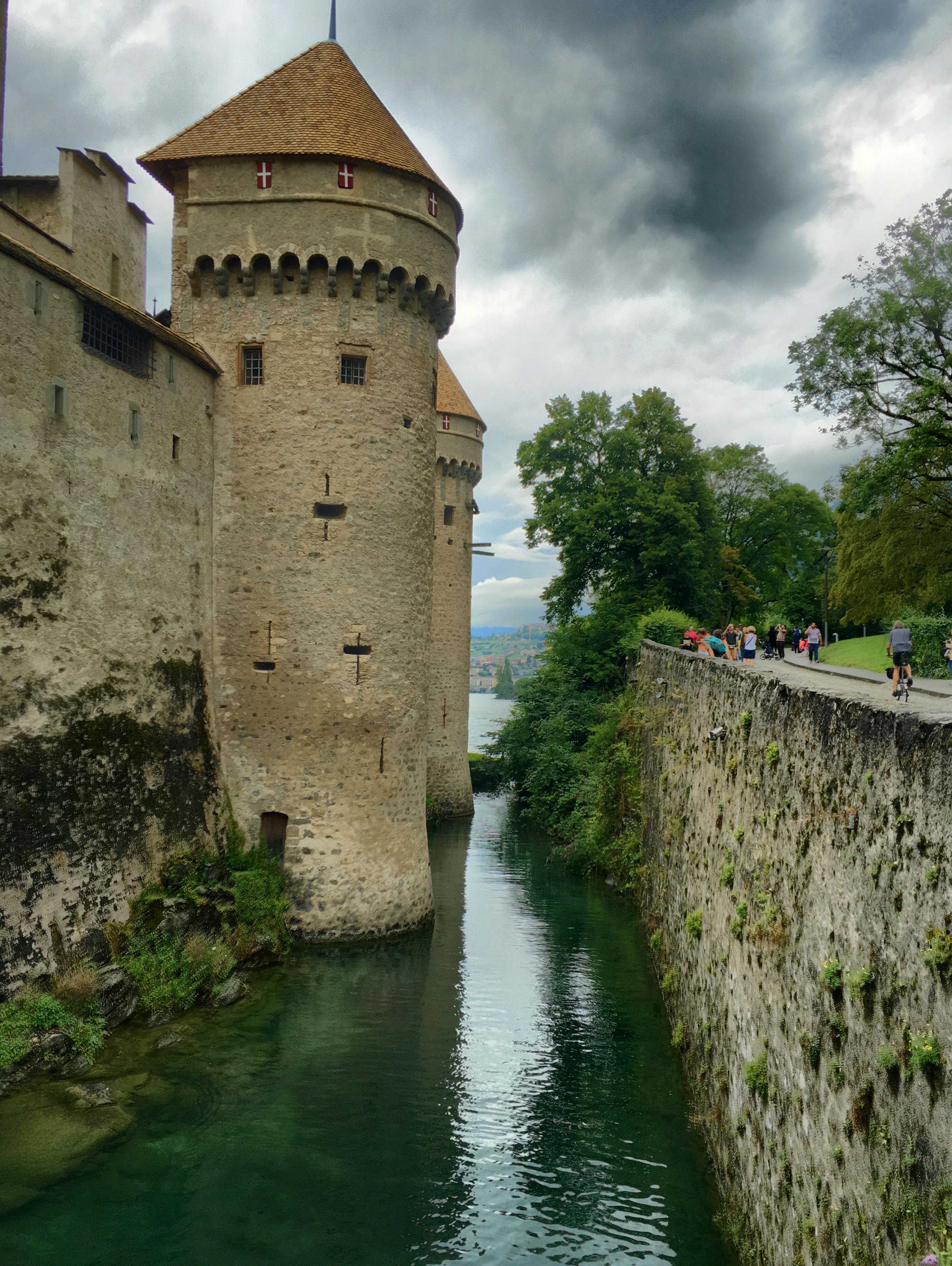 Château de Chillon Montreux