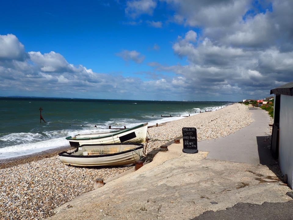 East Wittering, England, travel, europe, wanderlust, summer, vacation, beach, ocean,