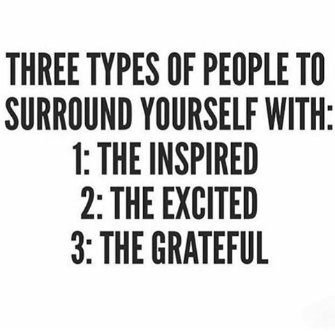 Three Types Of People To Surround Yourself With The Red Fairy Project