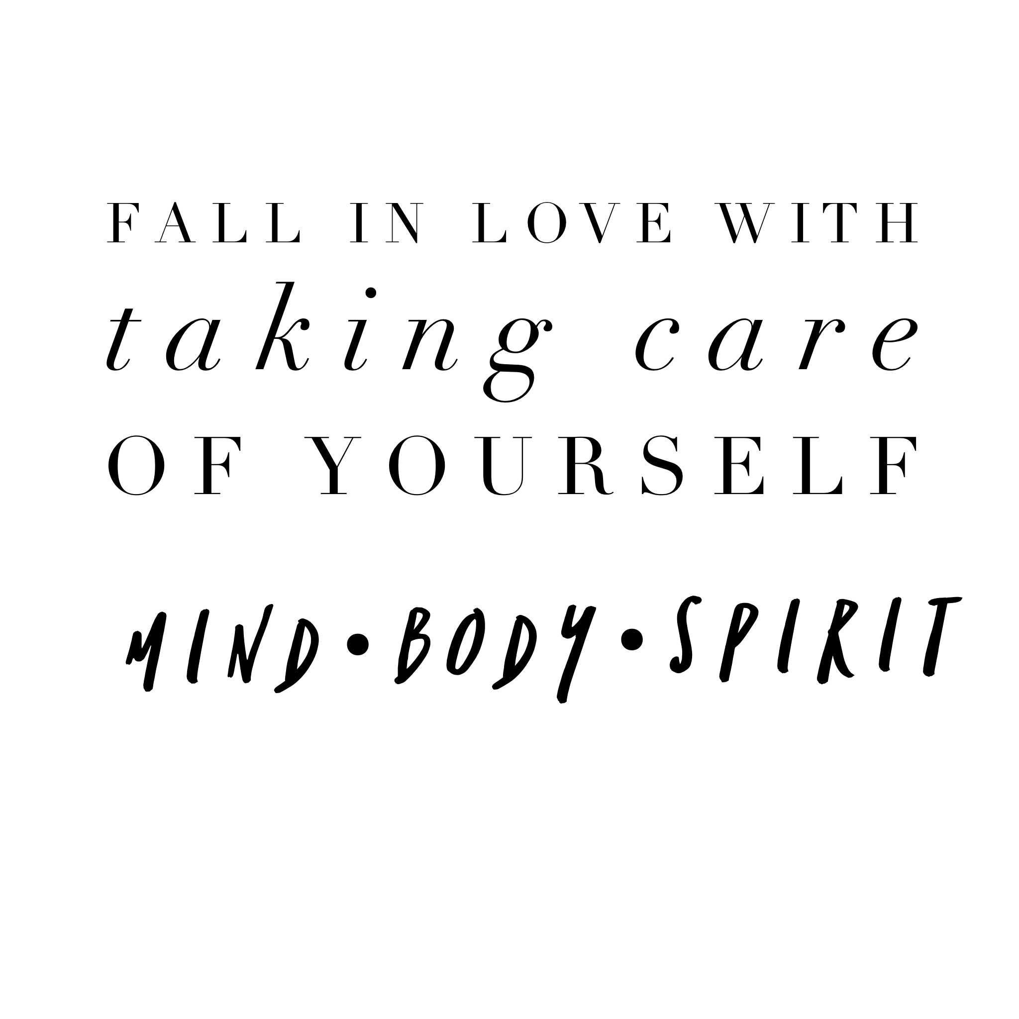 Daily Love Quotes: How To Make Self Care A Priority
