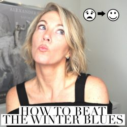 beat the winter blues, depression, Red Fairy Project, Geneviève Colmer, unmotivated, no energy, motivation, workout, working out, fitness, loose weight, getting fit, exercising, wellbeing, happiness coach, personal development, personal growth, self help,