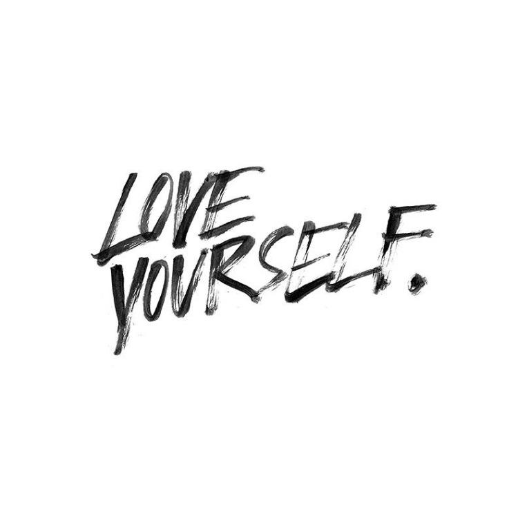 Image of: Girl Loving Yourself Is Not Luxury The Red Fairy Project Loving Yourself Is Not Luxury The Red Fairy Project