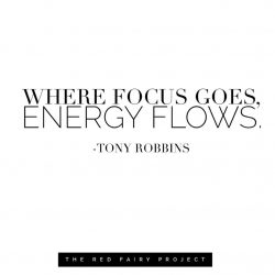 where your focus goes, energy flows, daily inspiration, daily quote, quote of the day, qotd, coaching, coach, happiness coach, energy, focus, positivity, healthy life, happy life, inspiring quote, wisdom, wellness coach,